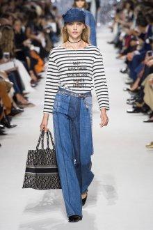 Christian Dior весна лето 2019 джинсы