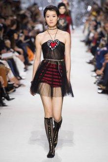 Christian Dior весна лето 2019 платье