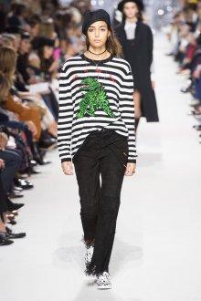 Christian Dior весна лето 2019 пуловер