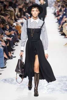 Christian Dior весна лето 2019 сарафан