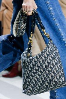 Christian Dior весна лето 2019 сумка тканевая