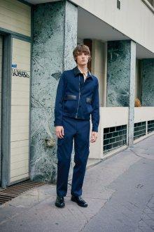 John Galliano весна лето 2018 мужская коллекция брюки