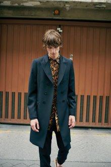 John Galliano весна лето 2018 мужская коллекция пальто