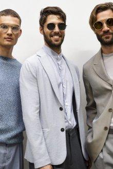 Giorgio Armani весна лето 2019 мужская коллекция