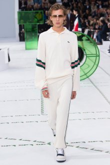 Lacoste весна лето 2019 мужская кофта
