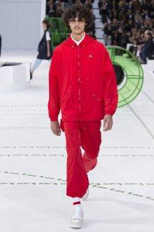Lacoste весна лето 2018 мужская куртка