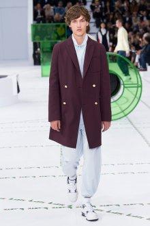 Lacoste весна лето 2018 мужское пальто