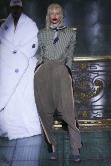 Vivienne Westwood весна лето 2019 брюки оверсайз