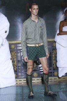 Vivienne Westwood весна лето 2019 рубашка мужская