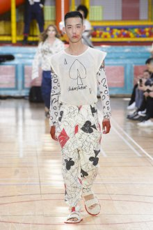 Vivienne Westwood весна лето 2019 штаны
