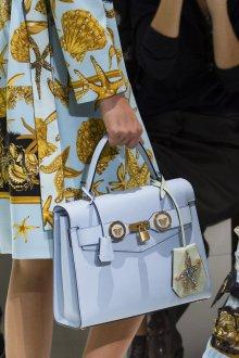 Versace весна лето 2018 сумка