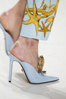 Versace весна лето 2018 туфли