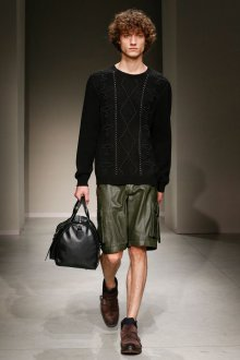 Trussardi весна лето 2019 мужские шорты