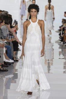 Roberto Cavalli весна лето 2019 платье клеш