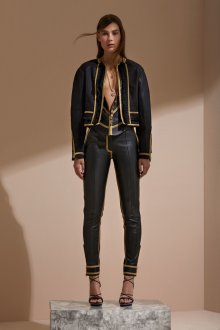 Roberto Cavalli круизная коллекция 2018 куртка