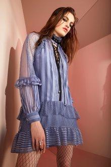 Roberto Cavalli круизная коллекция 2018 платье