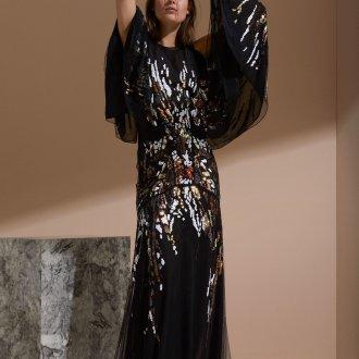 Roberto Cavalli круизная коллекция 2019 вечернее платье