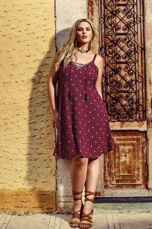 Платье сарафан трапеция
