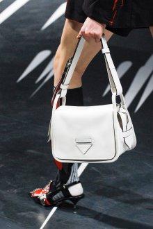 Кожаная сумка женская маленькая белая