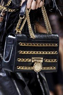 Кожаная сумка женская маленькая с декором