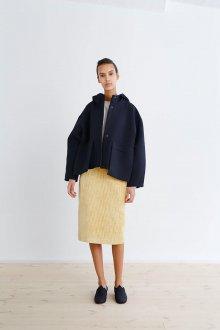 Бежевая юбка модная