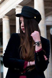 Кепка женская мода