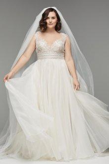 Свадебное платье для полной фигуры
