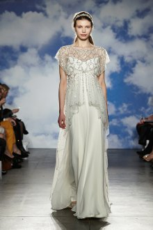 Свадебное платье для полных греческое