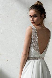 Свадебное платье для полных модное