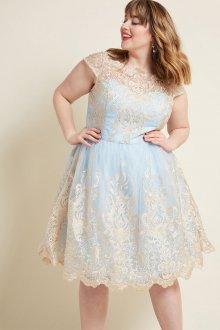 Свадебное платье для полных вечернее