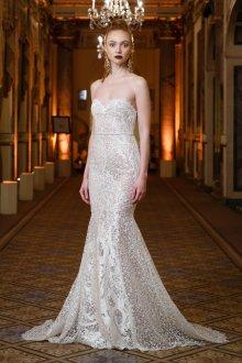 Кружевное свадебное платье коллекция