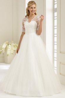 Кружевное свадебное платье для женщин