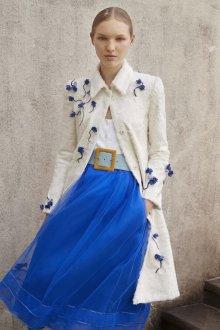 Вечерняя юбка синяя короткая