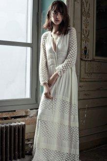 Платье бохо ажурное