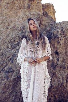 Платье бохо модное