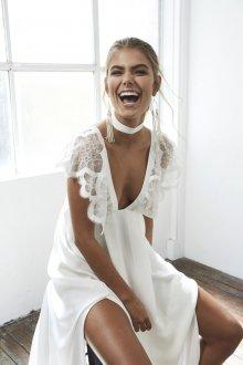 Платье бохо свадебное