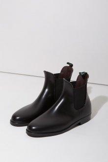 Резиновые ботинки гладкие