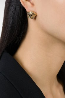 Серьги гвоздики Versace