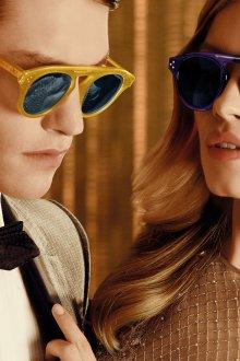 Круглые очки дизайн