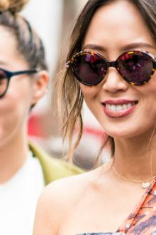 Круглые очки модные