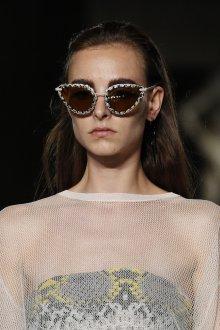 Круглые очки солнцезащитные