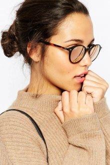 Круглые очки стильные