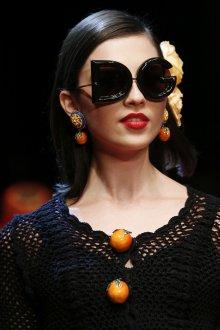 Круглые очки тенденции