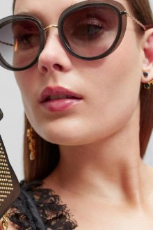 Круглые очки тренды
