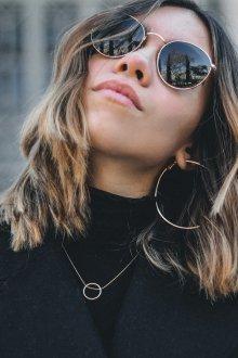 Круглые очки варианты
