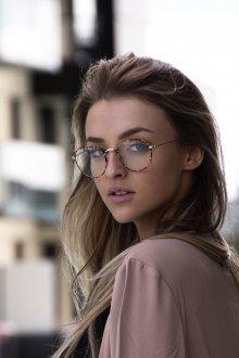Круглые очки для зрения