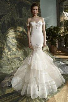 Свадебное платье рыбка сезона 2018