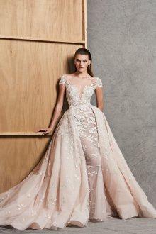 Свадебное платье рыбка трансформер