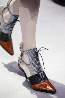 Серые туфли дизайн