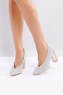 Серые туфли тенденции